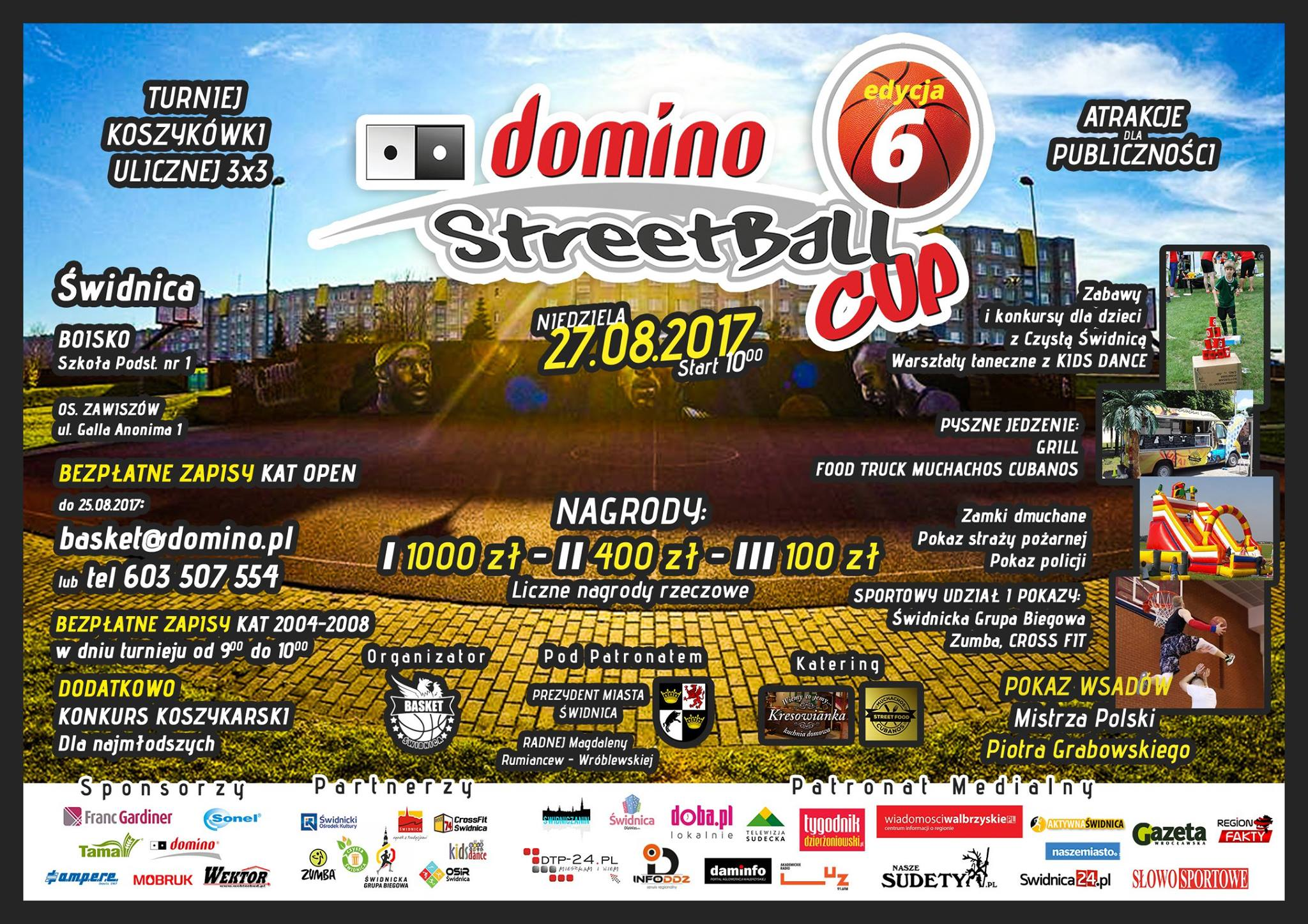 6. Domino Streetball Cup