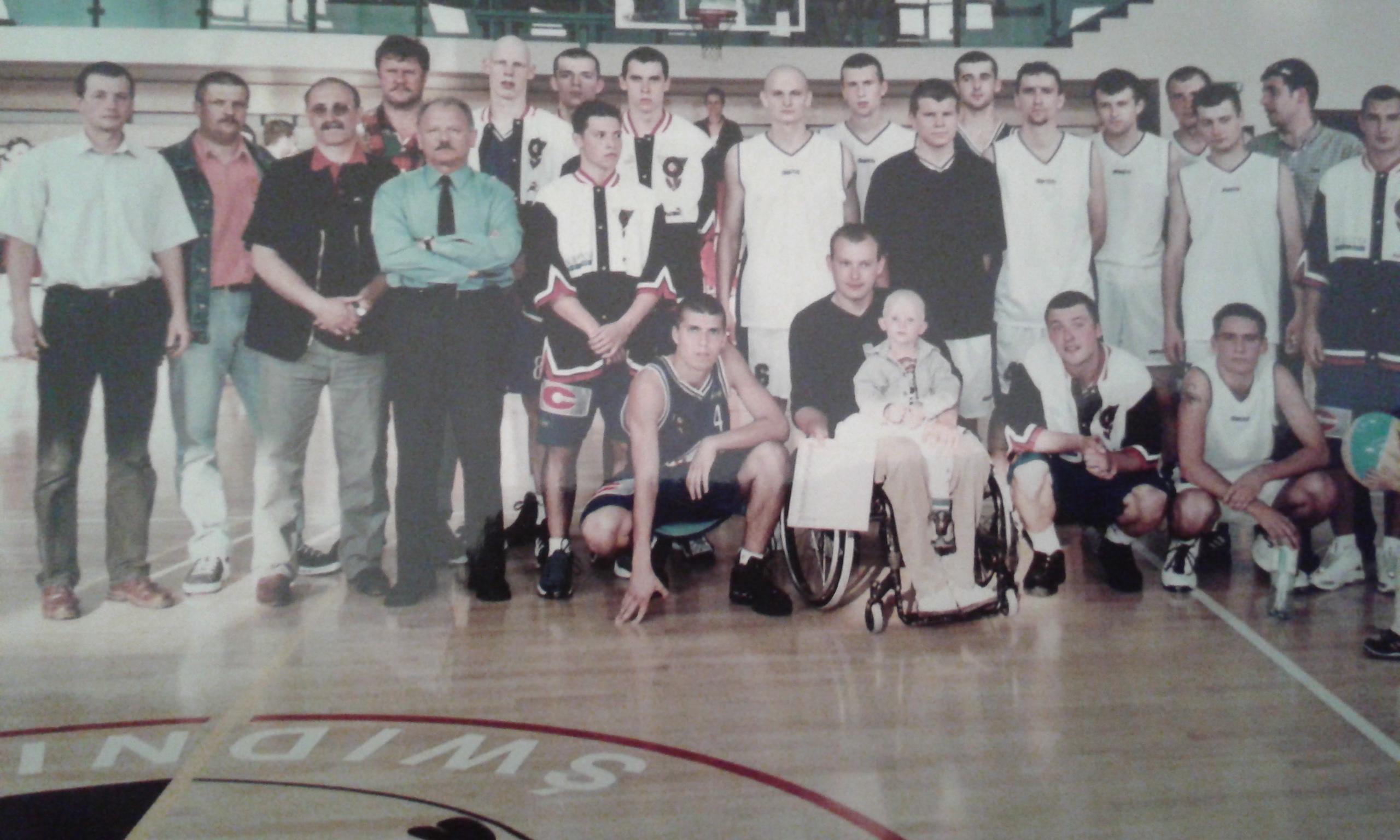 Świdnicka koszykówka od lat '90