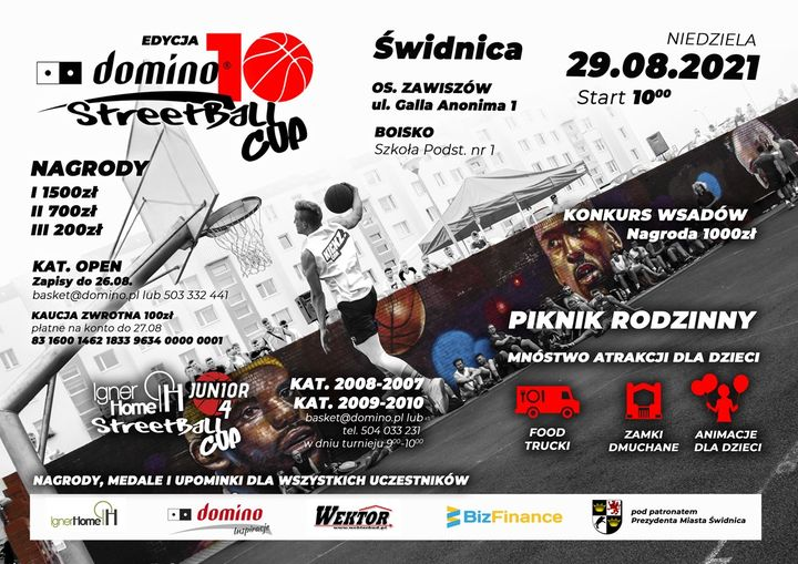 Domino Streetball Cup 2021