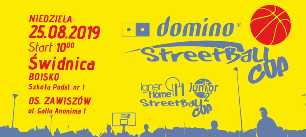 Domino Streetball Cup 2019
