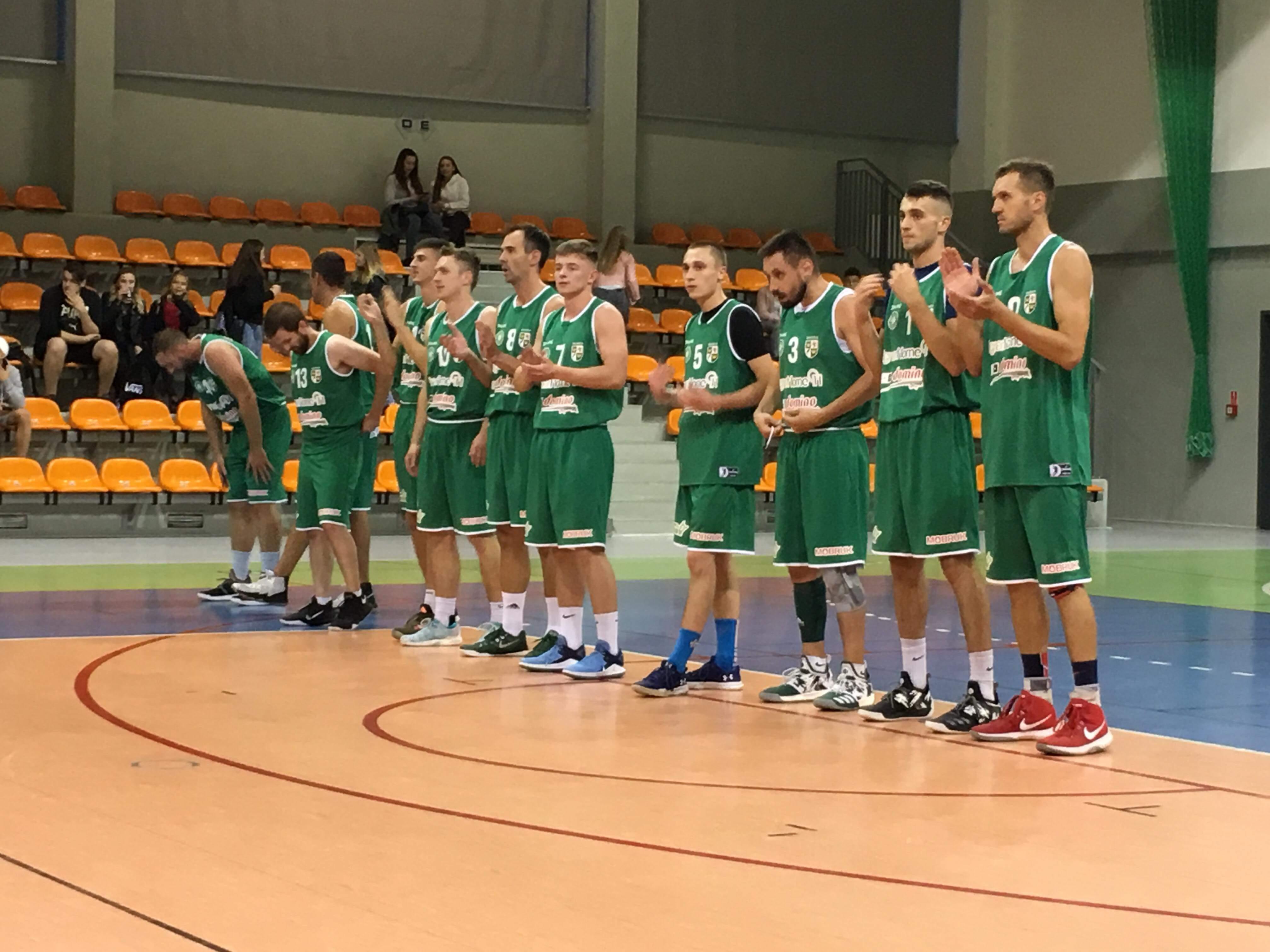 Przegrana w Oleśnicy